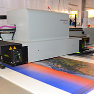 Digital UV printing