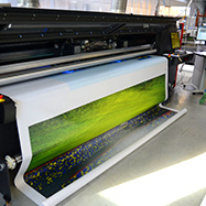 Digital UV LED printing