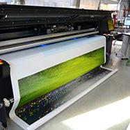 Digital UV LED printing