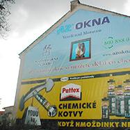 venkovní reklama