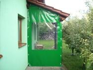 zaplachtovaní verandy