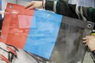 výroba mesh bannerů