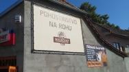 reklamní banner restaurace