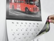 originální kalendáře