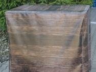 plachtové obaly na vodní zahradní nádrže
